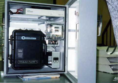 漏水検出装置3